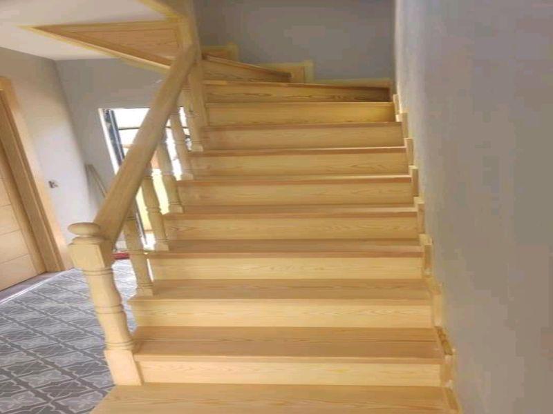 Arapsuyu Ahşap Merdiven
